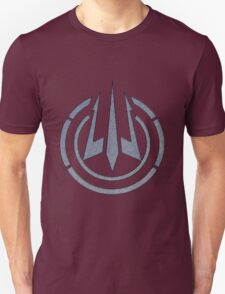 Black Ops III: Trident Logo (Brushed Steel) T-Shirt