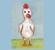 Little Chicken One Piece - Short Sleeve
