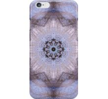 Lilac lightning  iPhone Case/Skin