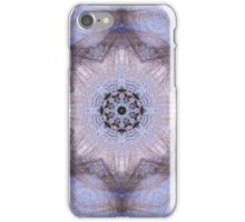 Lilac lightning  iPhone Case/Skin