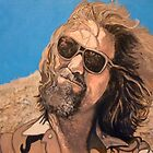 The Dude - Dusted by Donny by Tom Roderick