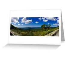 Breathtaking View Greeting Card