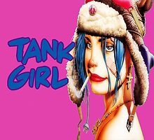 Tank Girl by SailorMeg