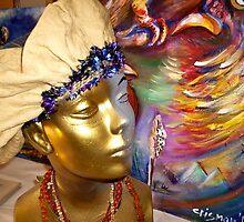 Joy Hat by CrismanArt