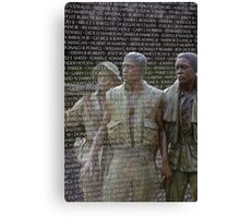 In Life and Death Canvas Print