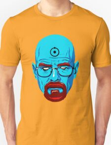 WALTER WHITE-DR MANHATTAN T-Shirt