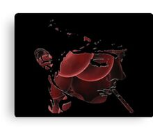 Want Blood Canvas Print