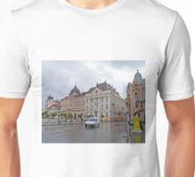 Freedom Square, Novi Sad, Serbia Unisex T-Shirt