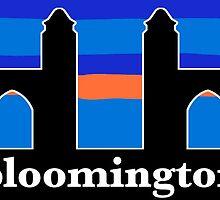 Indiana University - Bloomington - Sample Gates by hoosier