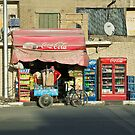 Cairo Coca Cola by Chris Vincent