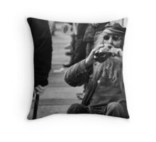 The Ghost of Clouseau Throw Pillow