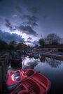 Barrow On Blues  by Yhun Suarez