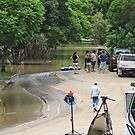 Brisbane Floods 2011 - Inundation - The Flood Abates by Neil Ross