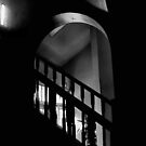 Upstairs Downstairs B/W by Hovis