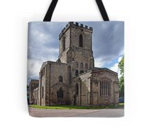 Melbourne Parish Church, Derbyshire Tote Bag