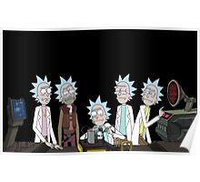 Rick Squad Poster