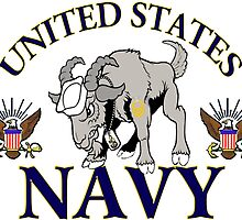 The Navy Goat by MGR Productions