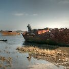 High Tide Wrecks by John Hare