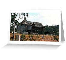 197801200002 Oast House Ellendale Greeting Card