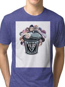 Seventeen Trash (Hoshi) Tri-blend T-Shirt