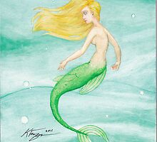 Mermaid by Krystal Frazee