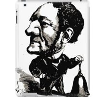André Gill Louis Buffet by André Gill iPad Case/Skin