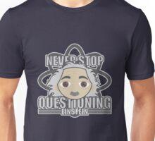 EINSTEIN HEAD Unisex T-Shirt