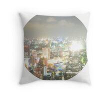 Bangkok Vertigo Throw Pillow