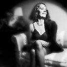 Lynn - Film Noir Style by Jeff Burgess