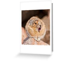 The Deadliest Animal Above Tree-Line Greeting Card