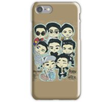 Born Hater iPhone Case/Skin