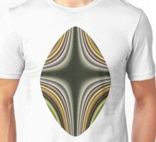 Fractal Cross in CMR 01 Unisex T-Shirt