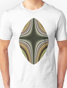 Fractal Cross in CMR 01 T-Shirt