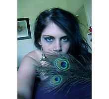 Feather Fantasy Photographic Print