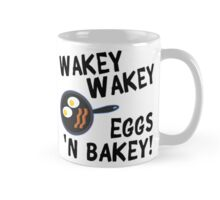 Wakey Wakey Eggs and Bakey Mug