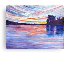 The Blue Magic Canvas Print