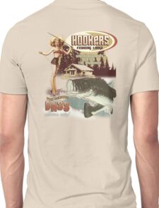 hookers bar and grill Unisex T-Shirt