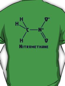 Nitromethane Black & Blue T-Shirt