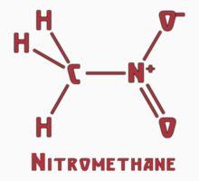 Nitromethane Red & Black by David Gallagher