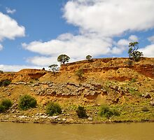 Enjoying the Murray River by Heabar