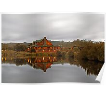 Cradle Mountain Lodge Poster