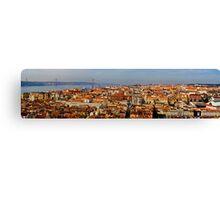 Lisbon. Canvas Print