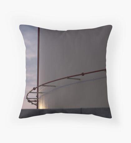 Tangent Throw Pillow