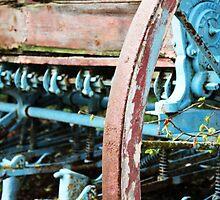 Random Farm Wheel by Abigail Jennings