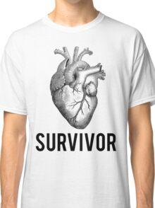 Heart Health Survivor Classic T-Shirt