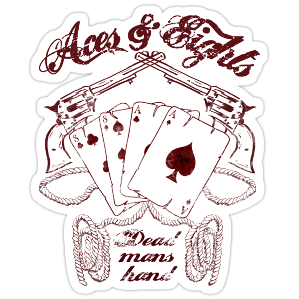 aces and 8s hd decal