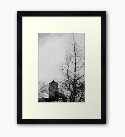 Untitled - WT 18 Framed Print