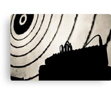 Electro Hypnosis Canvas Print