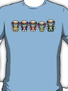 Chibi-Fi Voltes Team T-Shirt