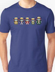 Chibi-Fi Voltes Team Unisex T-Shirt